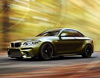 BMW M2 Coupe /// CGi