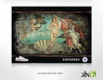 Converse Adv Campaign