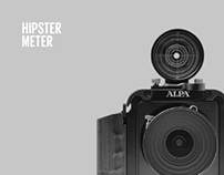 Hipster Meter iPhone App