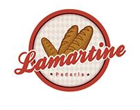 Logo Padaria Lamartine