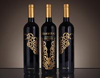 Gravitas - Wine Branding