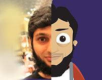 Mascot - Waqas Ahmed