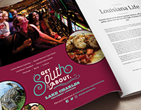 Get South & About | CVB | Campaign