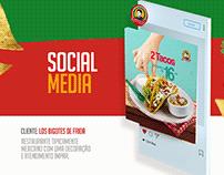 SOCIAL MEDIA | Los Bigotes de Frida