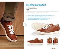 ellesse Italia AW12 footwear catalogue