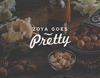 Zoya Goes Pretty E-Commerce Website