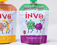 Fruit & Vegetables Pouches Packaging