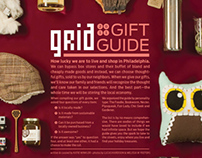 Grid Magazine (#034 Jan 2012): The 2011 Gift Guide