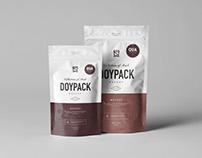 Doypack Mock-up 2