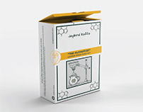 """""""The Alchemist"""" Coffee Pour-over package"""