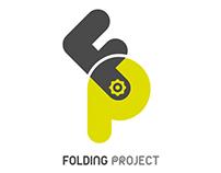 "Folding Project ""Pedaling Monsters"" Art Bike"