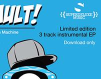 Music CD inlay designs