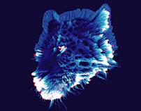 Leopard Bytes - T-shirt Design
