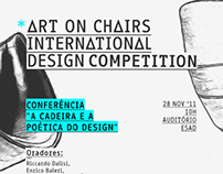 Art on Chairs International Design Competition