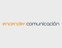 Encender Comunicación — Identity design
