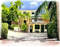 House at Del Ray Beach, Florida, USA