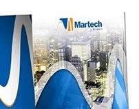Logo e Folder Martech
