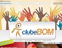 Site ClubeBOM