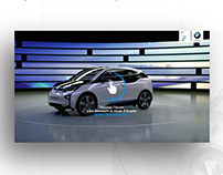 BMW i3 - Born Interactive