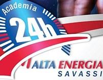 AD Academia Alta Energia