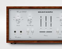Marantz Amplifier