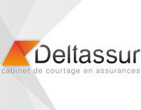 Logo - Identité de Deltassur