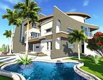 3d House -alm5tar