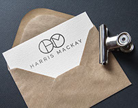 Harris Mackay: rebranding project