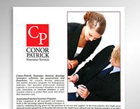 Marketing Letter  ||  Conor Patrick Insurance