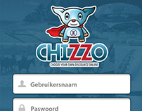 Chizzo User Interface