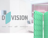 D VISION - Separè for hospital rooms