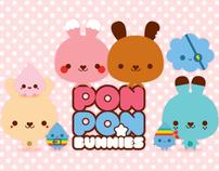 Pon Pon Bunnies