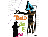 """Be Bold. Be You. Be Volcom."""