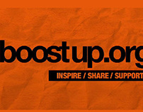Boostup.org | Creative Director TV