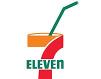 7-Eleven Icons