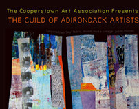 Adirondack Guild of Artists Promotion