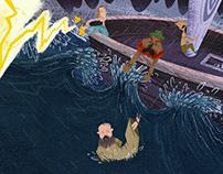 Illustrated Bible Scenes