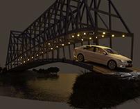 20 years of ŠKODA Auto India - 3d Animation