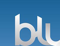 Logotipo - Blu agência digital