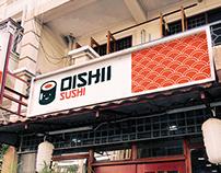 Oishii Rebrand