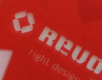 REVOLUTION / Corporate identity / 2000