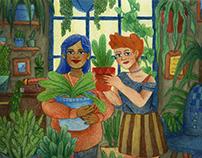 NYT: Meet The Plantfluencers