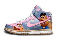 Toy Story 3 Nike Dunks Proposal