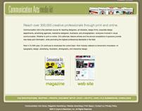 CommArts Media Kit