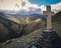 Kazbegi - Georgia