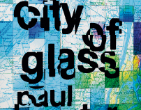 City of Glass - Book Covers
