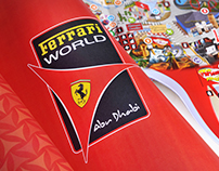 Ferrari World Abu Dhabi | Advertising