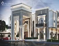 Modern - Islamic Style villa