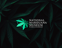 National Marijuana Museum | Logo Design