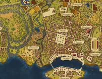 DSA Festum Map